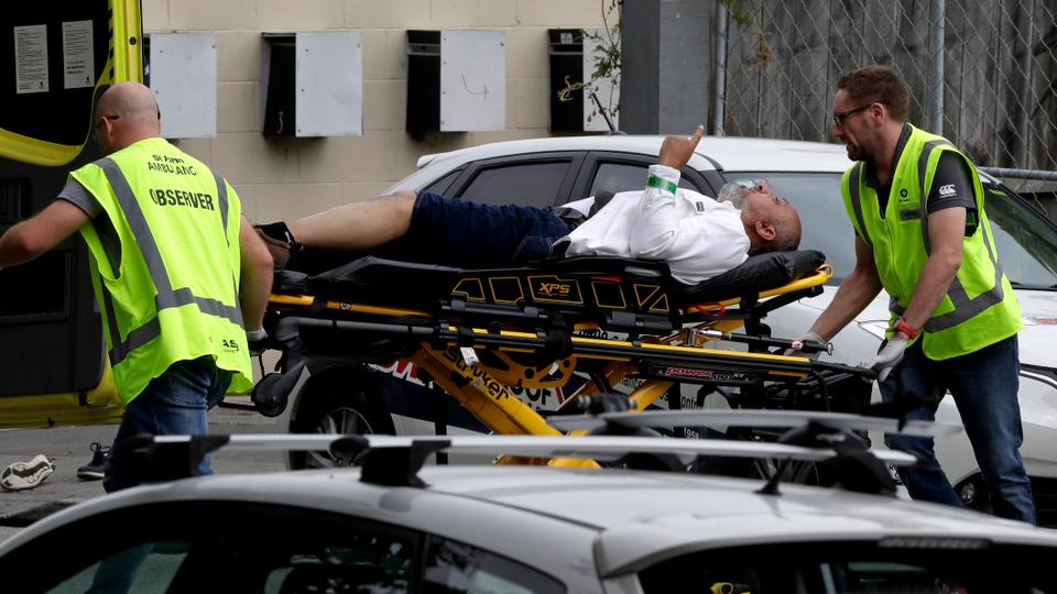 World reacts to terrorist attacks on two mosques in New Zealand