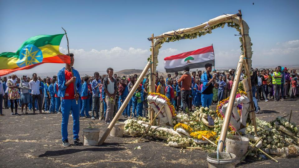Ethiopia crash probe advances with voice download, fresh details