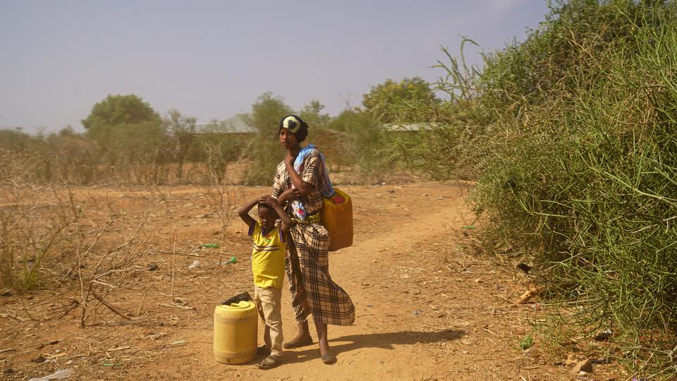 Nearly one million drought-hit Kenyans at risk of starvation