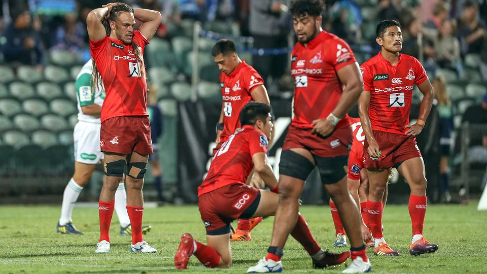 Japan's Sunwolves to be axed from Super Rugby