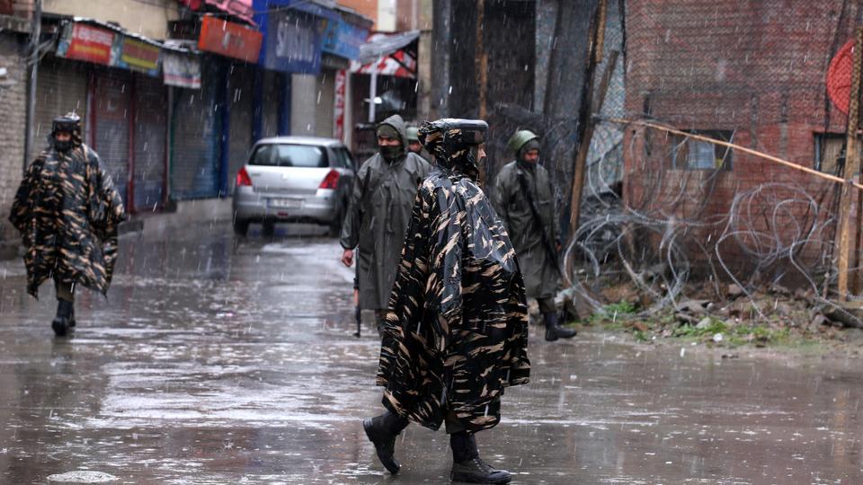 Indian forces kills five rebels, 11-year-old boy in Kashmir
