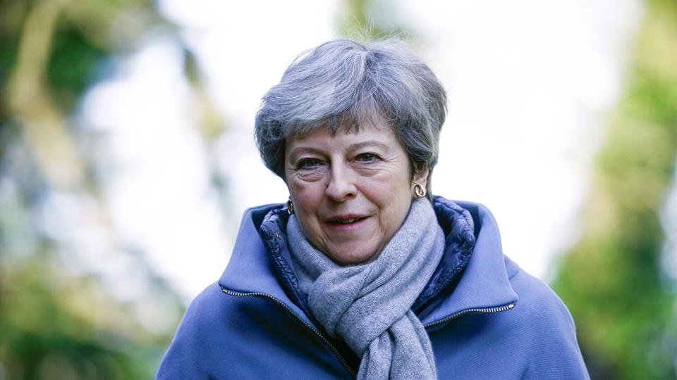2e8d474fb003 Britain s May to meet ministers amid reported moves to oust her