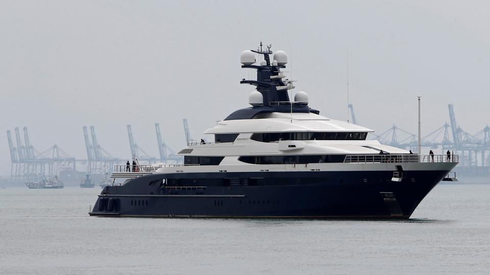 Malaysia to sell 1MDB-linked superyacht for $126 million