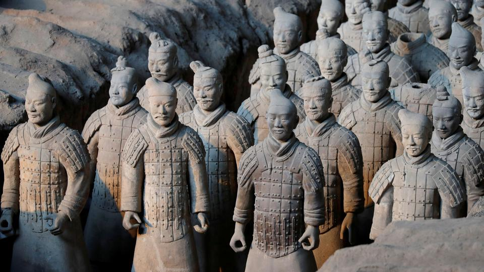 Chromium had no role in preserving China's Terracotta Warriors – scientists