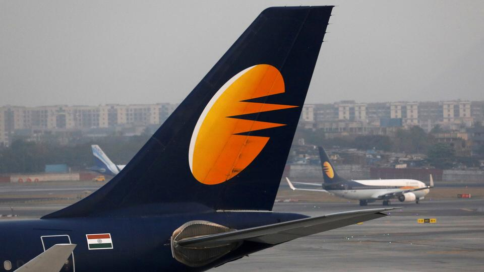 India's Jet Airways suspends operations, no money to fly