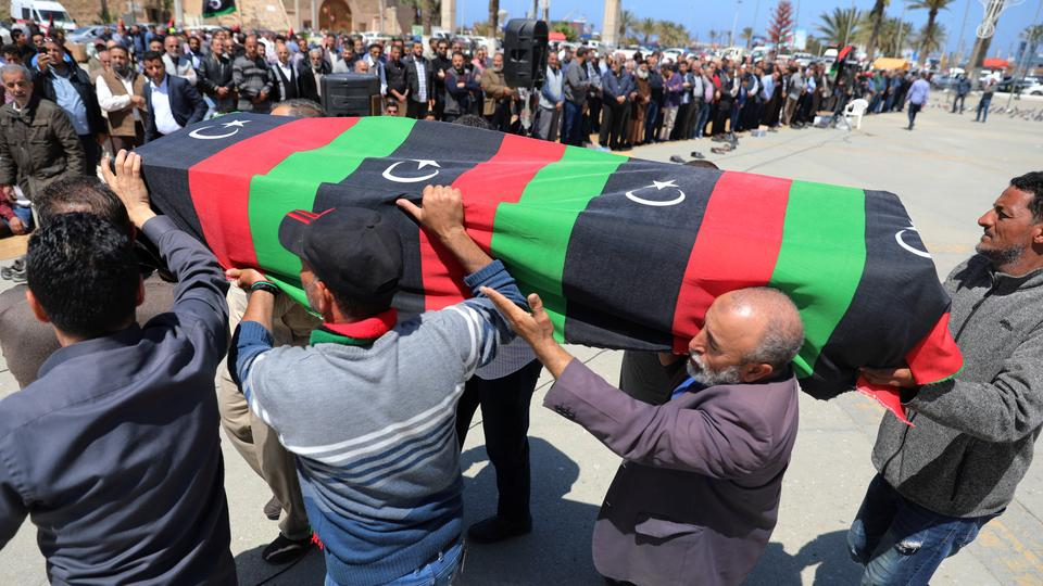 Death toll exceeds 200 in Tripoli fighting - Libyan crisis