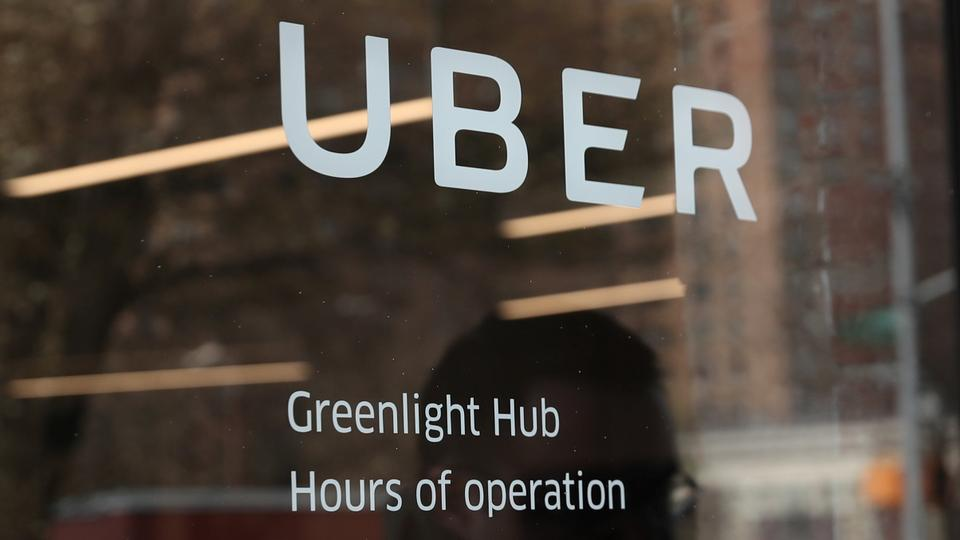 Uber sets terms for IPO, posts $1B first quarter loss