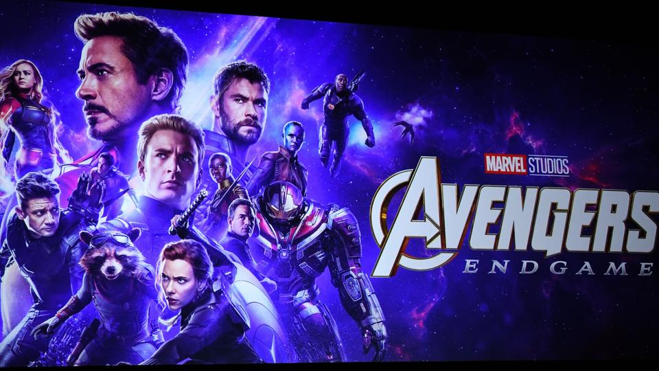 Avengers Endgame Obliterates Records With 1 2b Opening