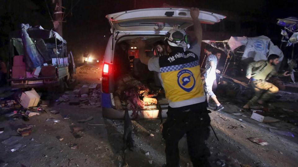 Regime bombardment kills five civilians in Syria's Idlib – monitor