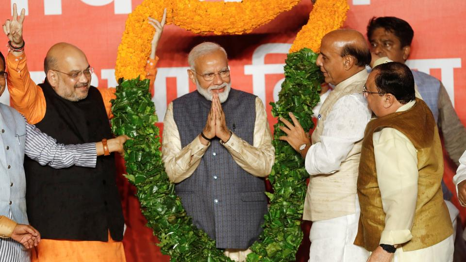 Spooked Indian Muslims okay with temple at mosque site after Modi's win