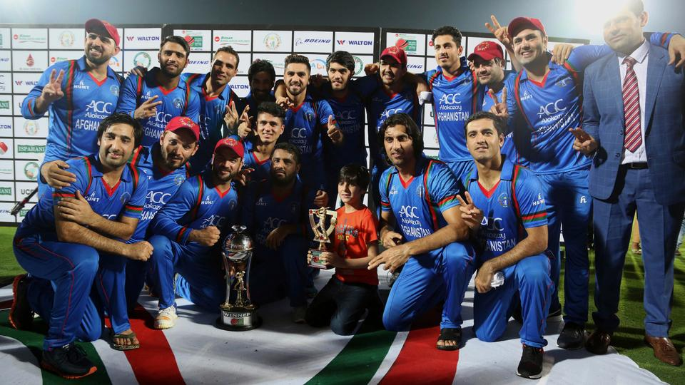 The Afghan cricket team is the cricket World Cup story we should all