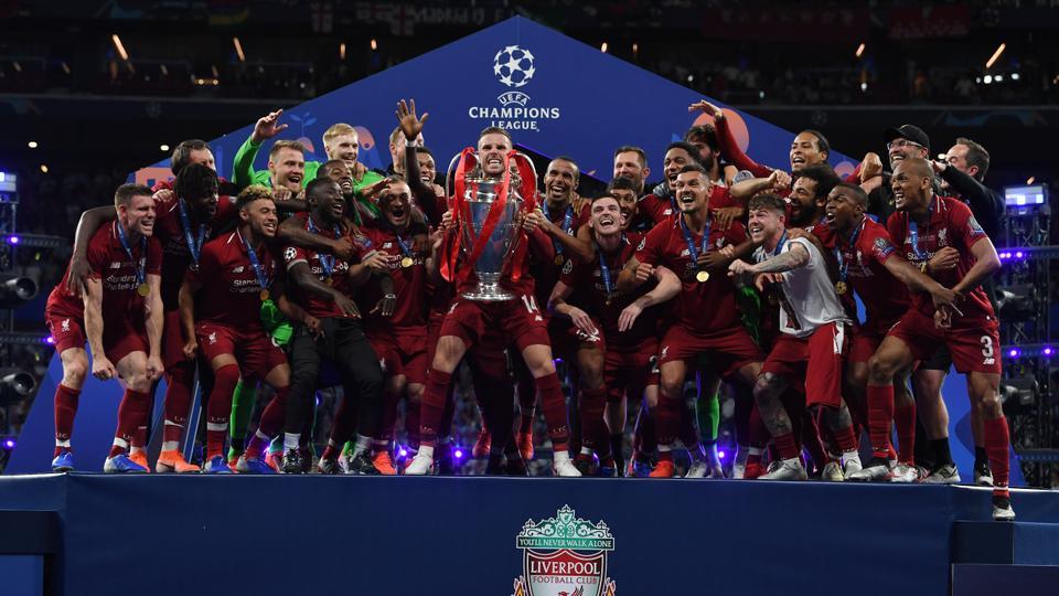 odebrać 100% wysokiej jakości klasyczne dopasowanie Liverpool win Championship League for the sixth time