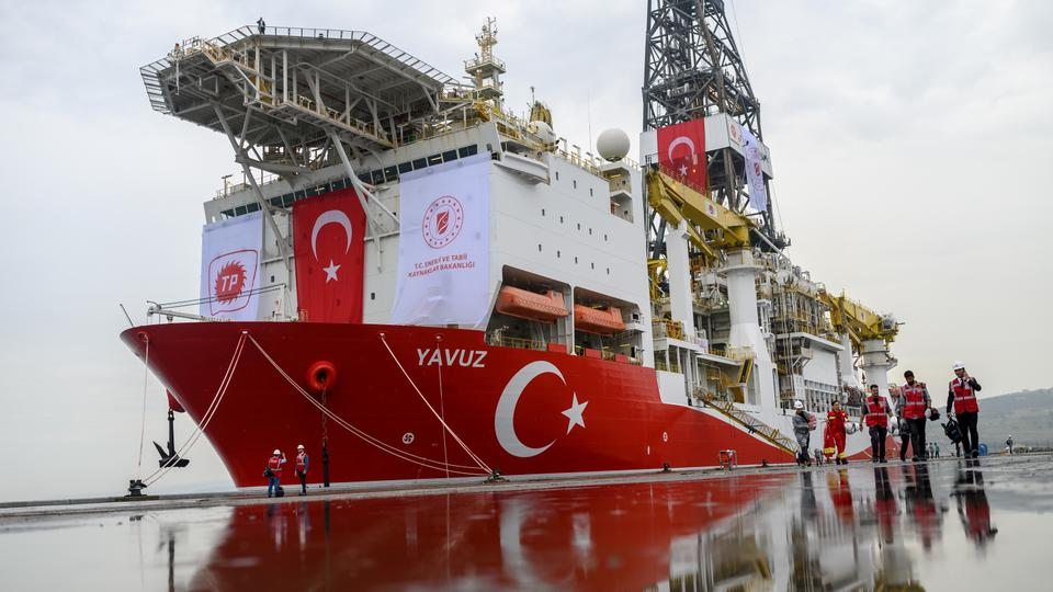 Turkey sends Yavuz vessel for oil exploration in east