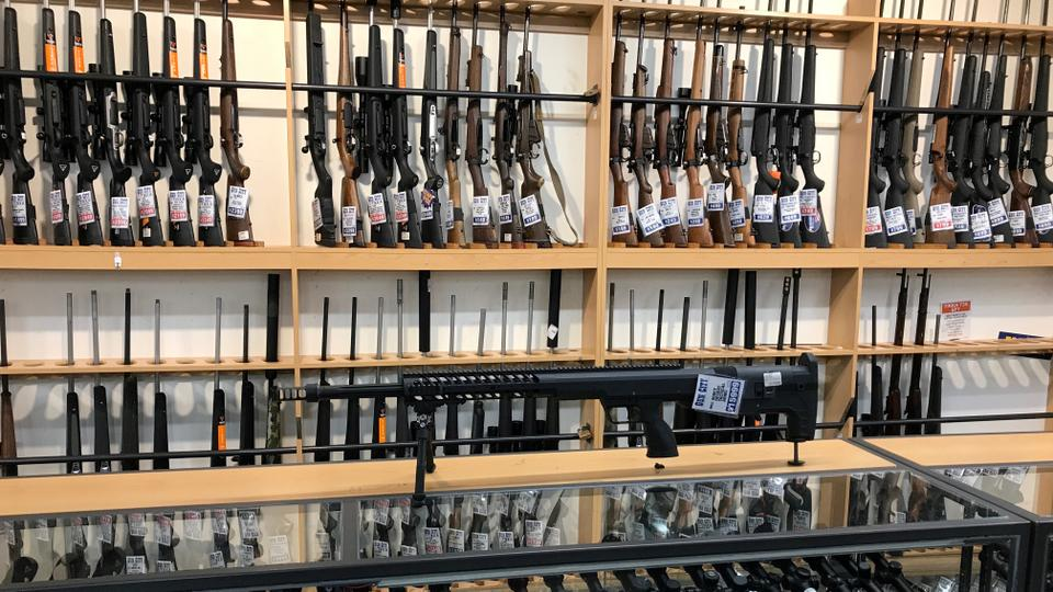 New Zealanders Hand Over Their Weapons