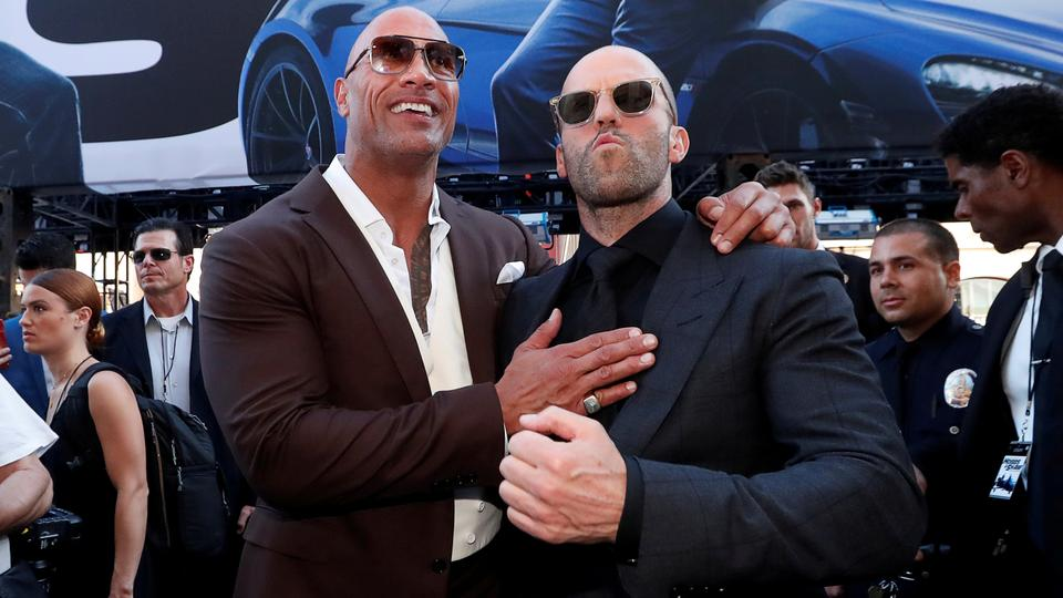 Hobbs Shaw Lead Current Box Office Earnings With 60m