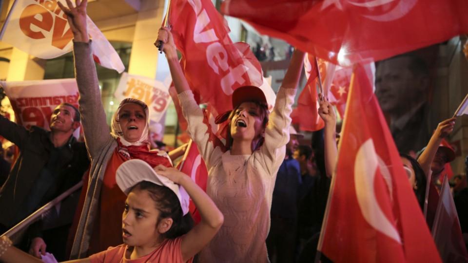 Image result for erdogan vote abroad