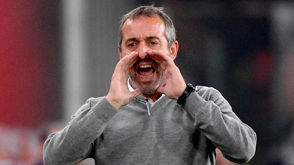 Ac Milan Set To Sack Coach Giampaolo Reports