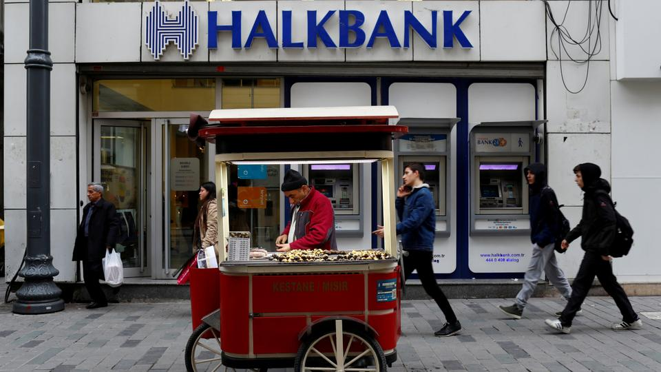 Turkish Halkbank says US charges represent unprecedented overreach