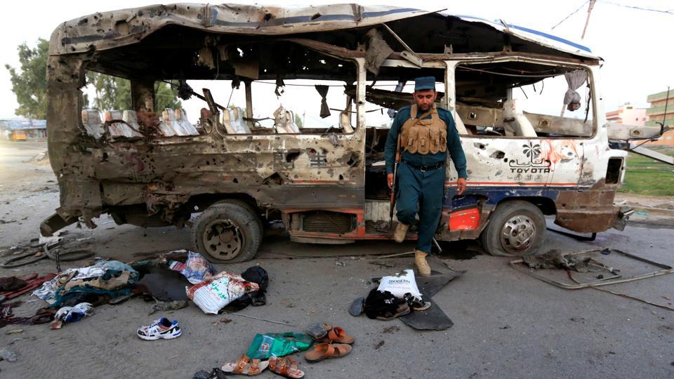 'Unprecedented' Afghan civilian casualties in July-September - UN
