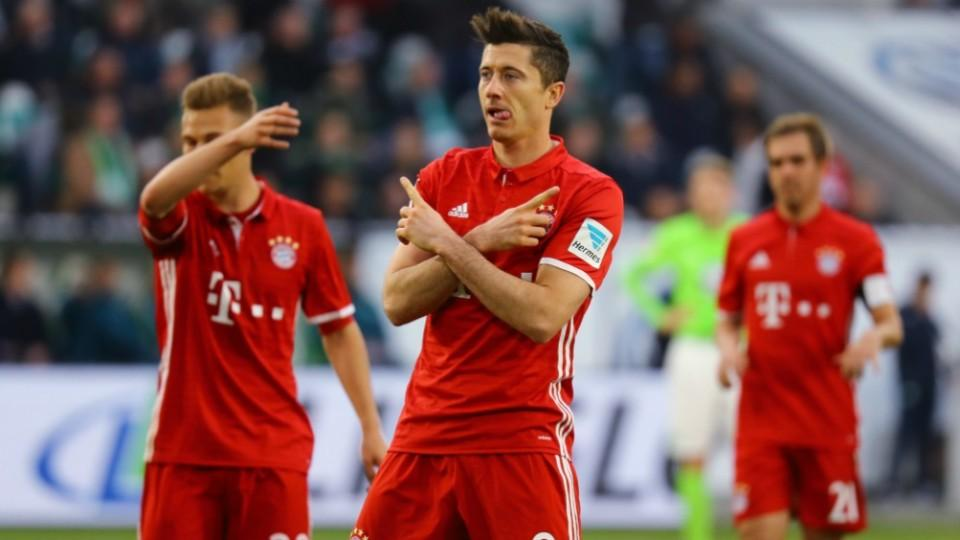 Image result for Before the Besiktas, Bayern Munich faces Wolfsburg for the German Championship