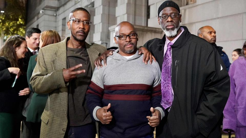 Baltimore Wrongly Convicted Teenagers Freed Of Murder Charges 36 Years Later [VIDEO]