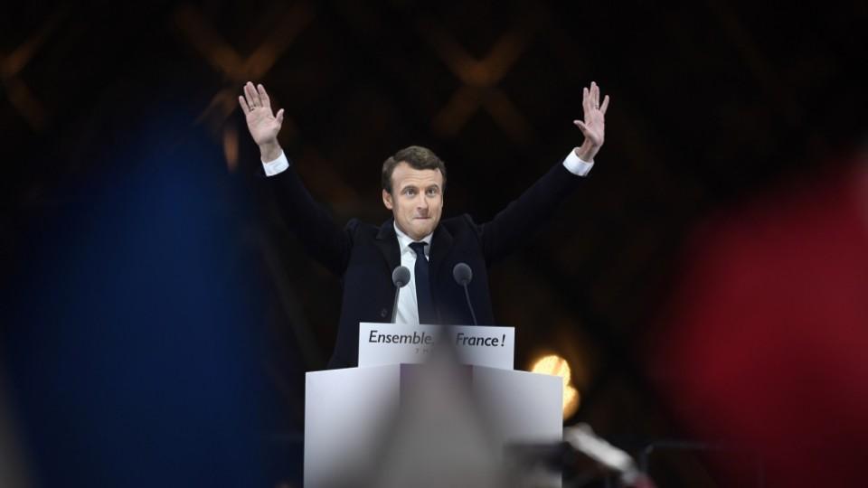 World Leaders React To Macron S Win