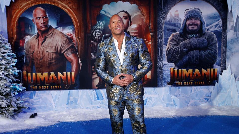 Jumanji 2 Rules Us Box Office With 60 Million Opening