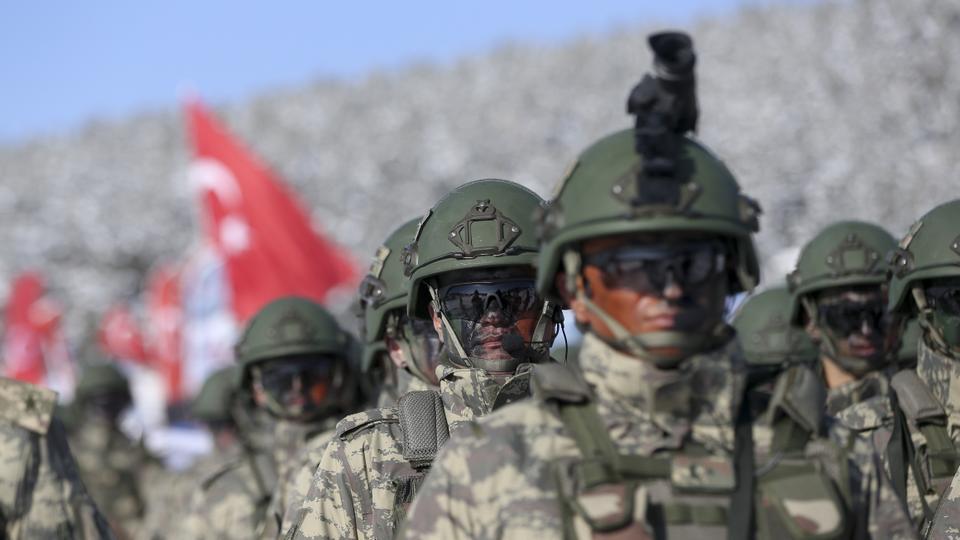 Znalezione obrazy dla zapytania: libya war turkish