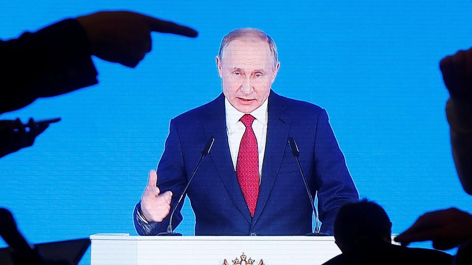 Analysis What Keeps Putin In Power