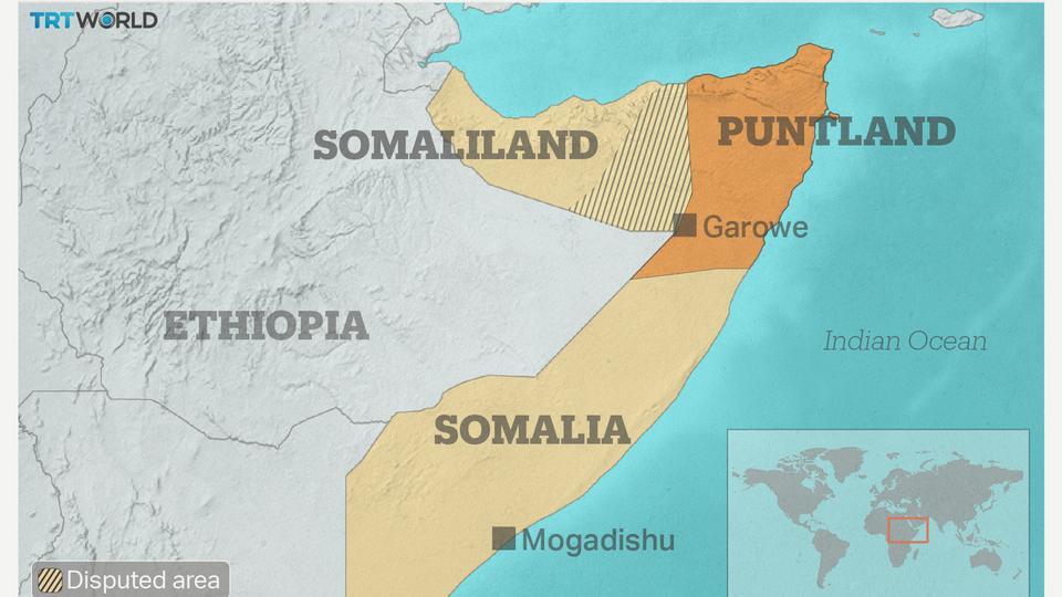 Leaders Of Somalia Breakaway Somaliland Meet In Ethiopia Brokered Talks
