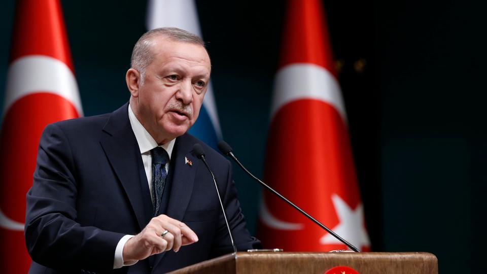 Turkey rejected $1.1B aid from EU – Erdogan