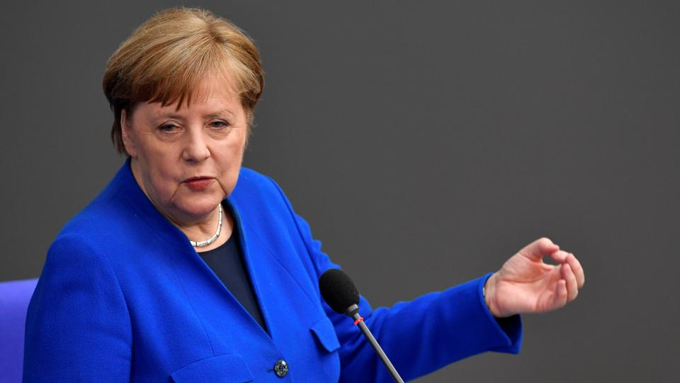 german chancellor angela merkel - photo #12