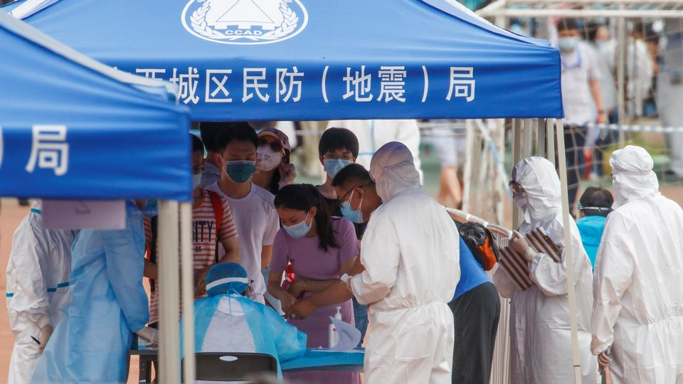 China records more Coronavirus cases as second wave of virus continues