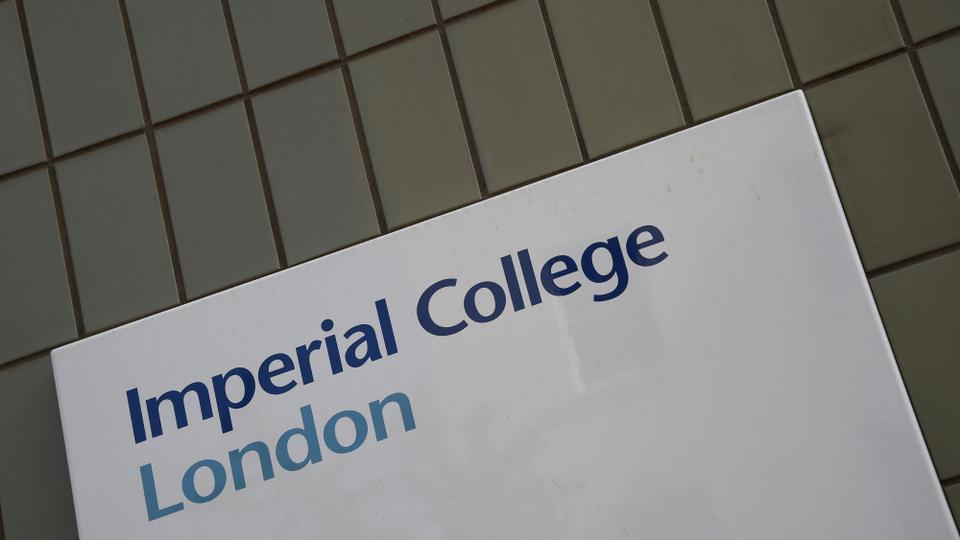 Imperial College London, İngiltere hükümeti ve hayırseverlerden dava için 56,5 milyon dolardan fazla para alacak.