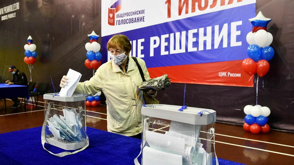 Russians vote in referendum on extending Putin's rule till 2036