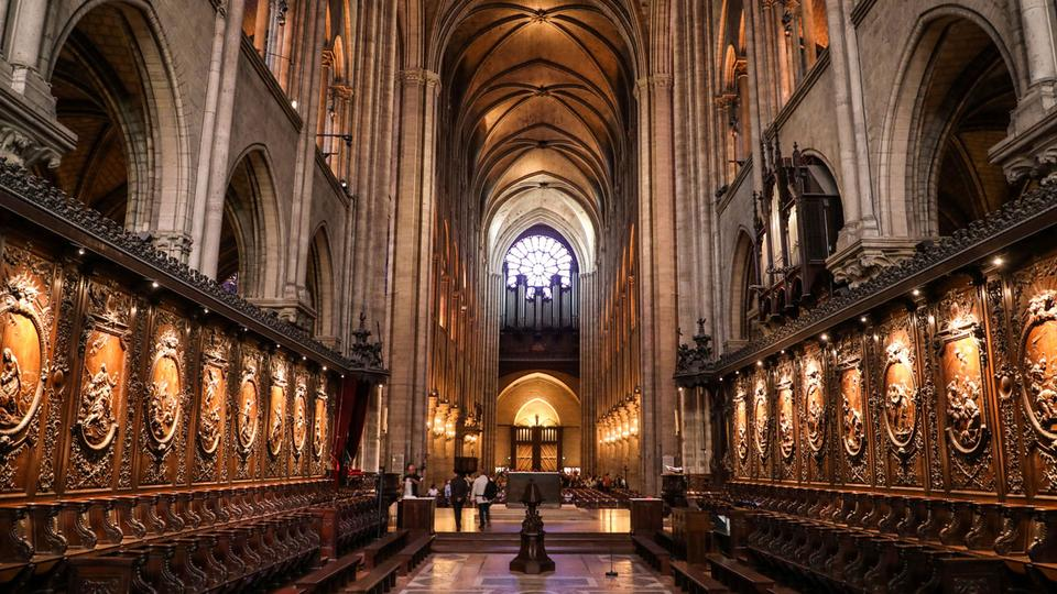 Restoration Work Begins On Notre Dame Cathedral S Fire Damaged Organ
