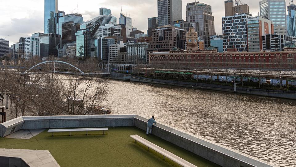 Victoria shuts down two Melbourne schools over Covid-19 – latest updates
