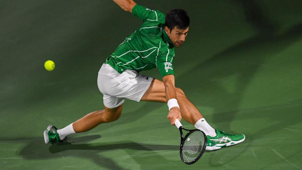 Novak Djokovic Arrives In New York To Take Part In Us Open