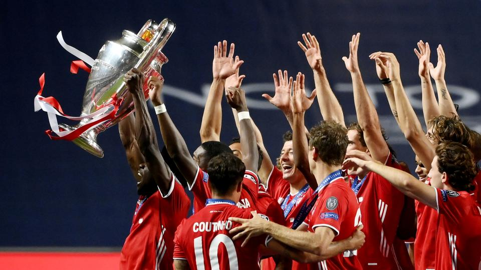 Bayern Munich Crowned Champions Of Europe For Sixth Time