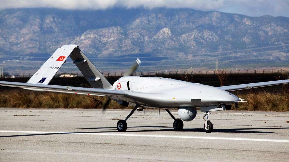 Turkey blasts Canada's suspension of drone tech sales