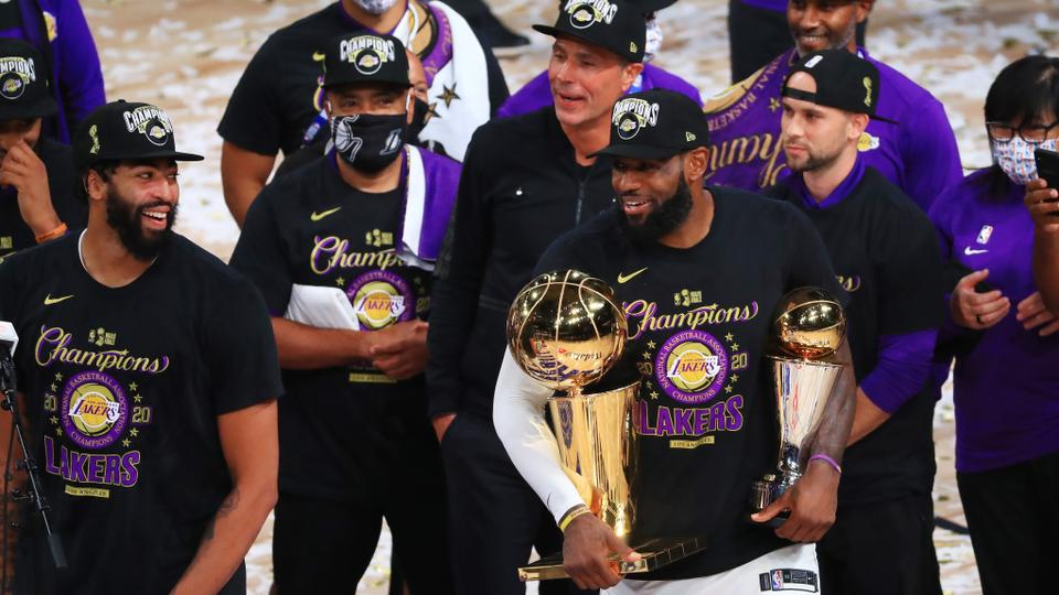 LA Lakers win 17th NBA Championship title after beating Miami Heat