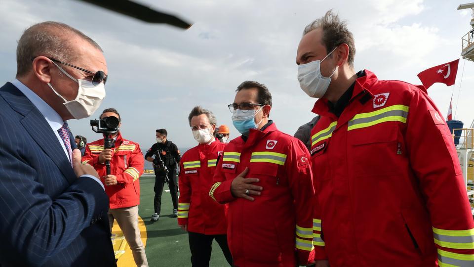 Erdogan: Turkey has found 405 BCM worth of gas in Black Sea