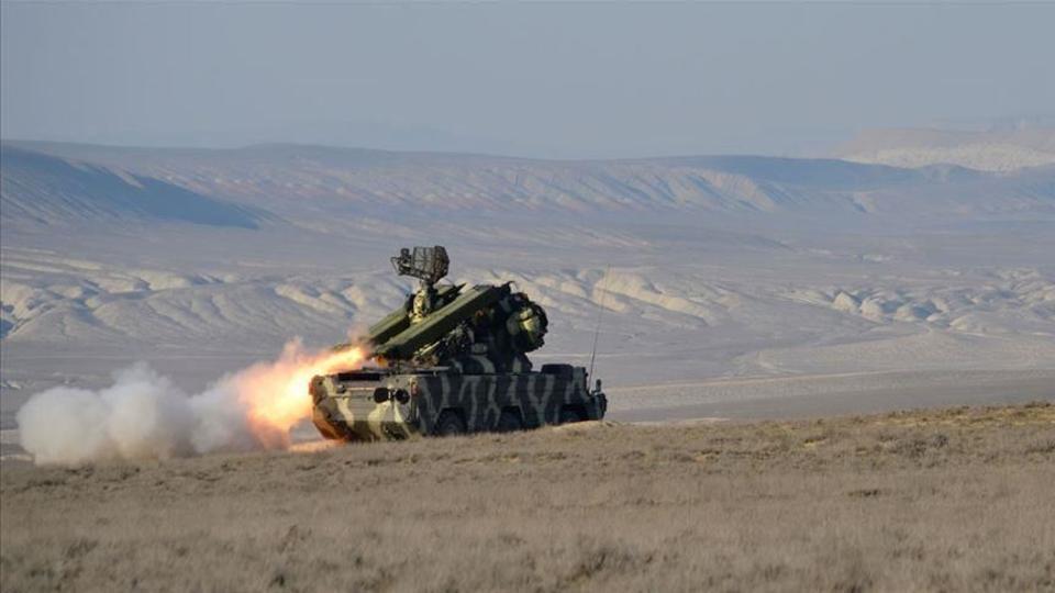 Azerbaijan shoots down Armenian Su-25 fighter jet