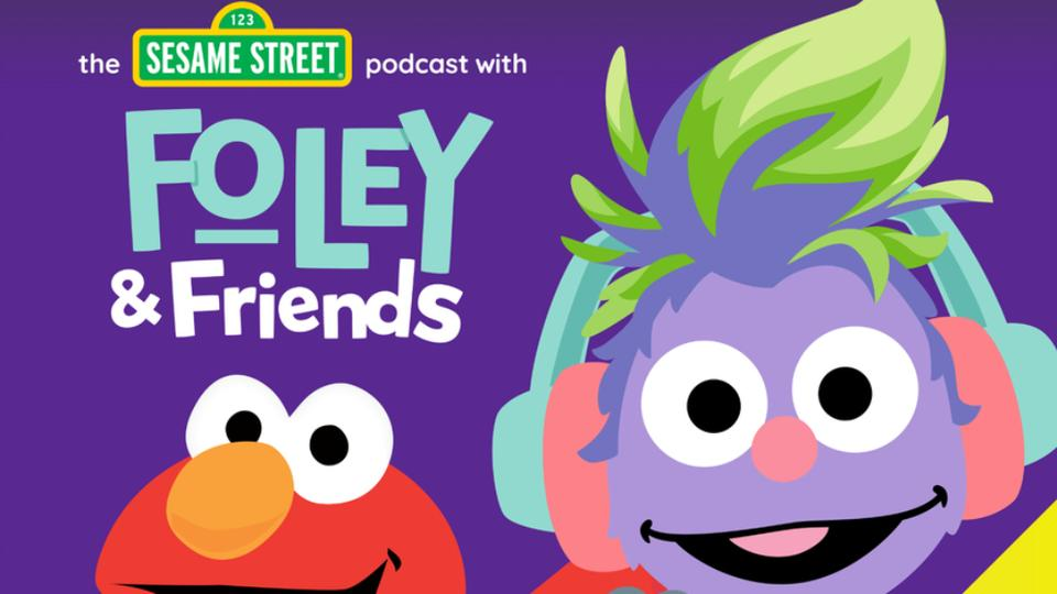 Sesame Street's new podcast supports kids education during pandemic