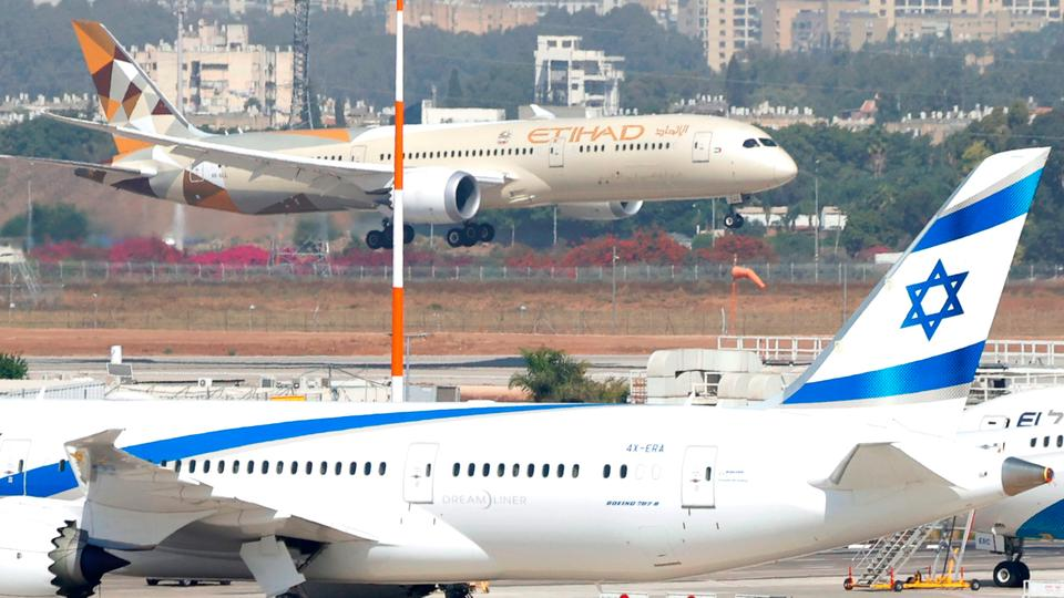Israel-UAE agree on visa-free travel in first ever official visit