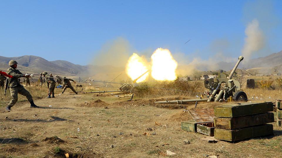 Azerbaijan: Military ops to retake Armenian-occupied areas ongoing