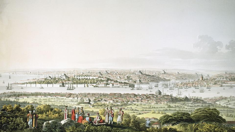Where does Istanbul's name come from?