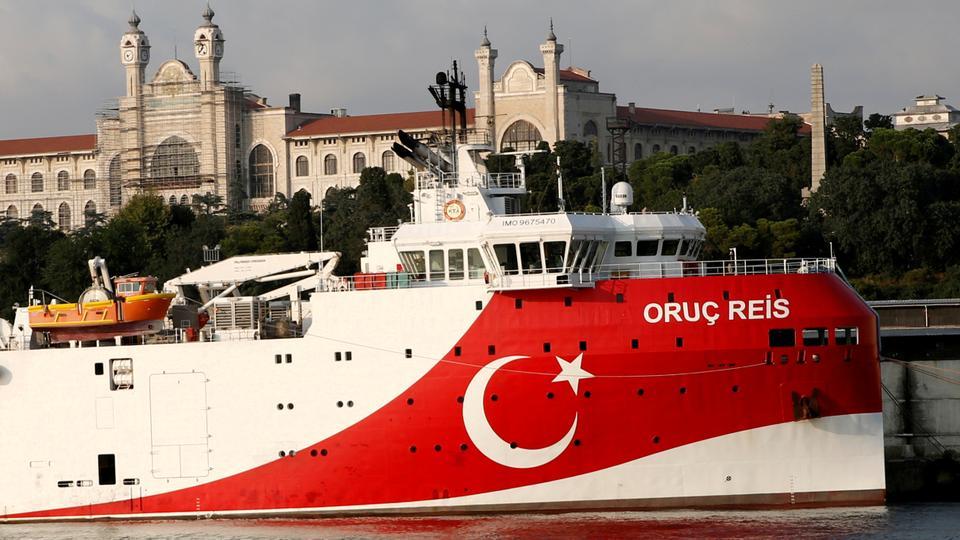 Turkey extends exploration vessel's duty in East Med