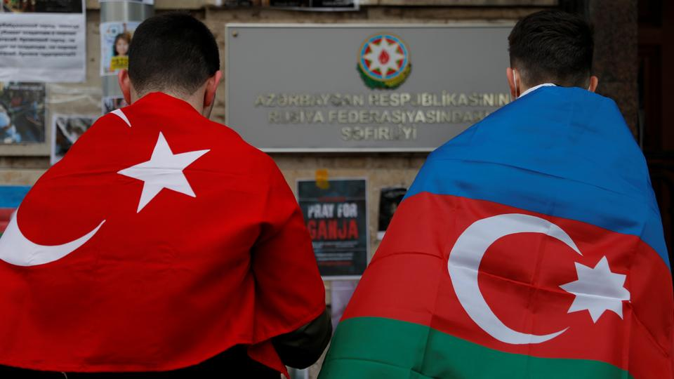 Turkey says it will send troops to help Azerbaijan if requested