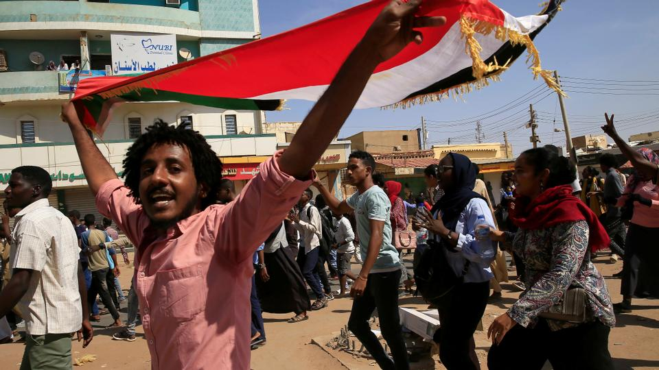 Sudanese police use tear gas to disperse protesters across capital